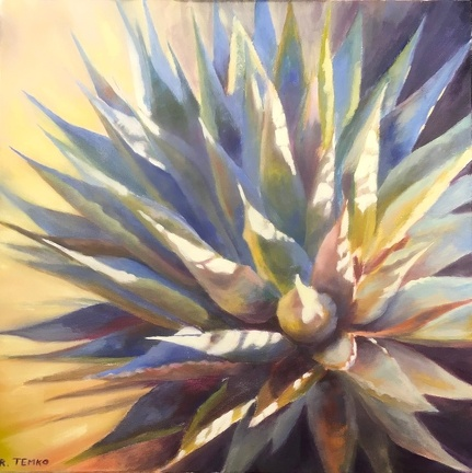 2016 Agave Spendor 30 by 30       sold